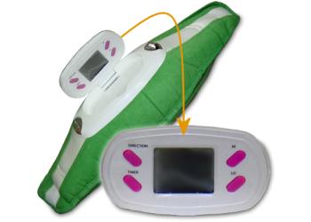 Массажный пояс SL-C18-1 для похудения