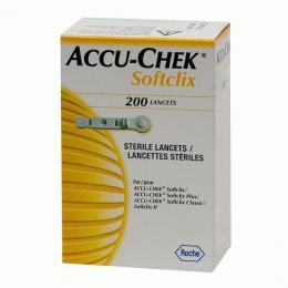 Ланцеты Accu-Chek Softclix N200