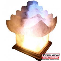 Лампа соляная Домик Китайский 5-6 кг цветная