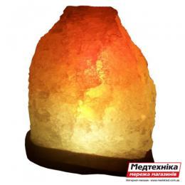 Лампа соляная Скала 3-4 кг цветная