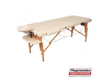 Деревянный складной стол массажный