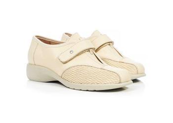 Обувь взрослая демисезонная анатомическая Softmode (Софтмод) 7266 бежевая