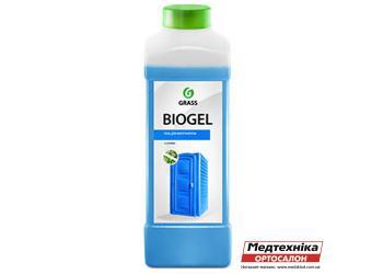Средство для биотуалетов Grass Biogel, 1 л