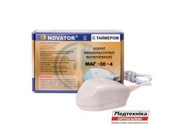 Аппарат низкочастотной магнитотерапии МАГ-30-4 с таймером