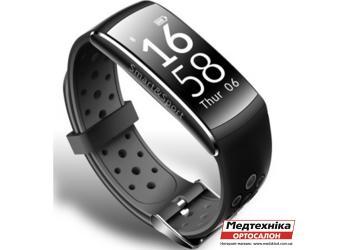 Фитнес-браслет Mavens Q8 Plus серый