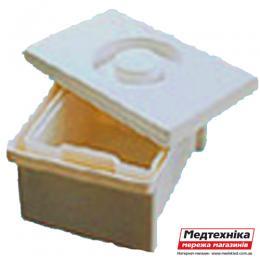 Емкость-контейнер для дезинфекции ЕДПО-3-01 3 литровый