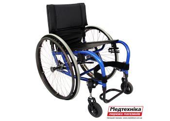Инвалидная коляска активного типа Colours Eclipse, OSD