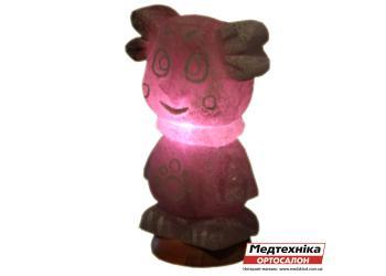 Соляной светильник А-Соль Лунтик 4,5-5,5 кг