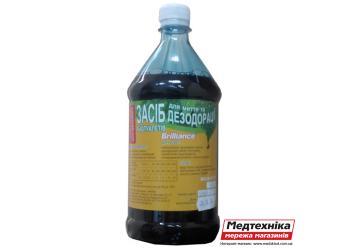 Жидкость для биотуалетов «Бриллианс» 1л, Авиаль