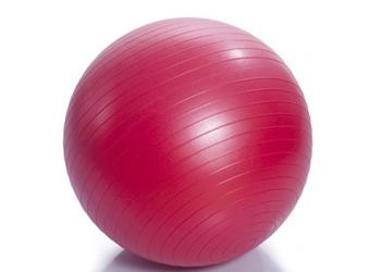 Мяч гимнастический с системой антиразрыв М-265