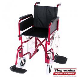 Инвалидная механическая коляска для узких проемов «SLIM» OSD-NPR20-40, OSD