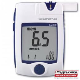 Глюкометр Bionime GM300