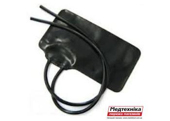 Камера резиновая для механических тонометров с 2 трубками