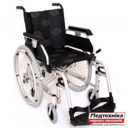 Инвалидная механическая легкая коляска «LIGHT III» OSD-LWA2, OSD-LWS2