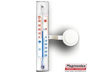 Термометр оконный Стеклоприбор ТБ-3-М1-17