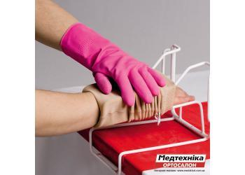 Перчатки для надевания компрессионного трикотажа Medi