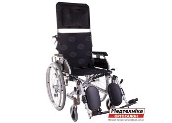 Инвалидная коляска OSD-MOD-REC-** Recliner Modern, механическая