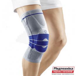 Бандаж для колена Bauerfeind GenuTrain с силиконовым кольцом