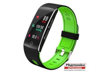 Фитнес-браслет Mavens F10 зеленый