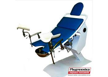 Кресло гинекологическое с электроприводом КГ-ЗЭ