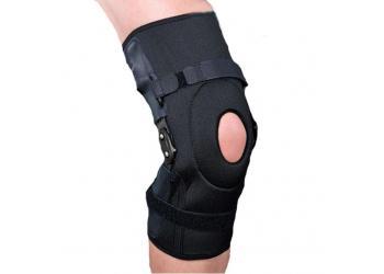 Бандаж на коленный сустав с шарнирами Ортоп ES-798