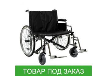 Усиленная инвалидная коляска OSD-YU-HD-66 66 см