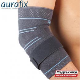 Эпикондилитный налокотник Aurafix REF: 304 с силиконовой вставкой