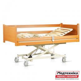 Кровать деревянная функциональная с электроприводом «NATALIE», OSD