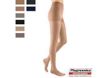Колготки mediven elegance с заниженной талией, 2 класс, закрытый носок,Medi