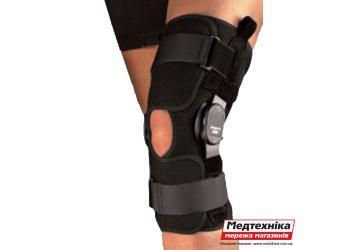 Ортез коленный короткий medi hinged knee wrap, Medi