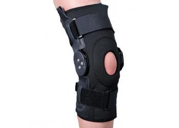 Бандаж на колено с шарнирами Ортоп ES-797
