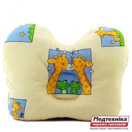Ортопедическая подушка для новорожденных «Бабочка» ОП-2 Ортекс J2302