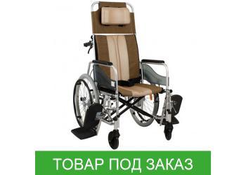 Многофункциональная коляска OSD-MOD-1-45 с высокой спинкой