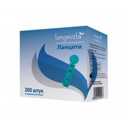 Ланцеты Longevita № 200