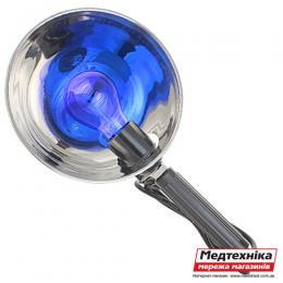 Рефлектор Минина с синей лампой