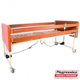Кровать деревянная с электроприводом и металлическим ложем OSD-91, OSD