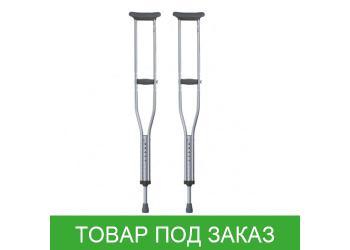 Подмышечные костыли OSD-BL570200 (пара) 112-132 см