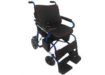 Электрическая инвалидная коляска DY01101LA с электроприводом