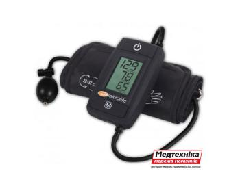 Полуавтоматический тонометр Microlife BP А-50 black