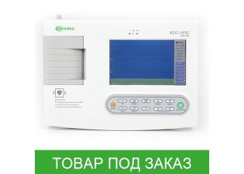 Электрокардиограф цифровой Биомед ECG-101G Color 1-канальный