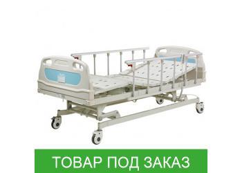 Реанимационная кровать с электроприводом OSD-B02P, 4 секции