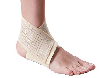 Бандаж на голеностопный сустав эластичный Med textile 7011