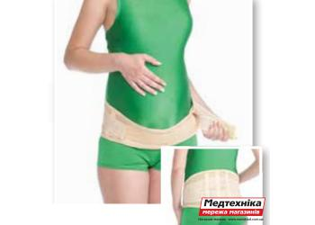 Бандаж поддерживающий для беременных Med textile 4504