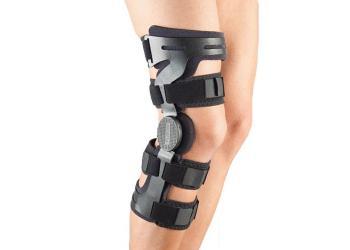 Ортез на колено с шарнирами Aurafix 171 | Аурафикс
