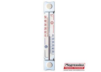 Термометр оконный Стеклоприбор ТБ-3-М1-5д