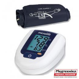 Тонометр автоматический на плечо Microlife BP 3 AG1