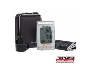 Автоматический тонометр Microlife BP A100 plus с адаптером