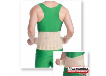 Корсет с 6 ребрами жесткости (24см) Med textile 3046