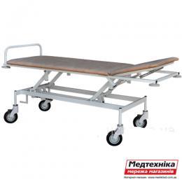 Тележка для транспортировки пациента с регулировкой высоты ТПБР