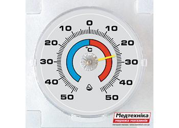 Термометр оконный Стеклоприбор ТББ